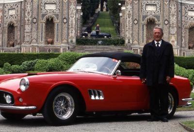 Le Ferrari di Scaglietti tengono a battesimo Modena Motor Gallery