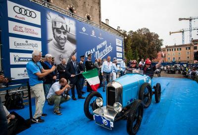 Crescono equipaggi e sponsor al Gran Premio Nuvolari