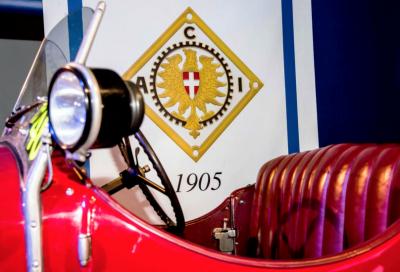 """Le auto d'epoca promuovono il turismo con """"Ruote nella storia"""""""