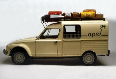Citroën Acadiane, la furgonetta che si fece camper