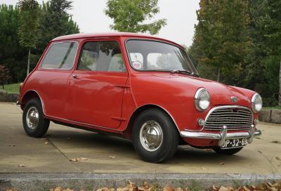 C'è tempo fino a domenica per acquistare la Mini del 1959!