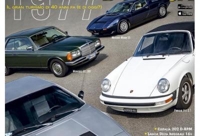4 Gran Turismo su Automobilismo d'epoca di Novembre