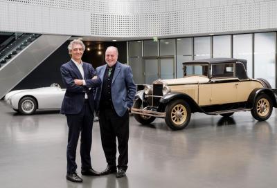 Big Five: da un'idea del MAUTO di Torino, una rete dei principali musei europei