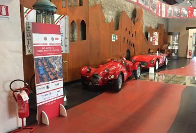 A Brescia nuovi capolavori alla mostra per i 90 anni della Mille Miglia