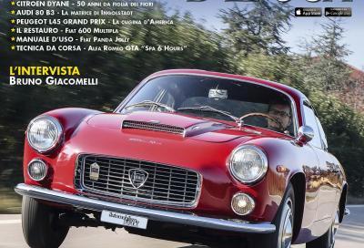 I 60 anni della Lancia Flaminia su Automobilismo d'Epoca in edicola