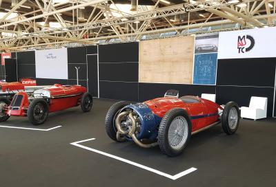 Le storiche grandi protagoniste al Motor Show di Bologna
