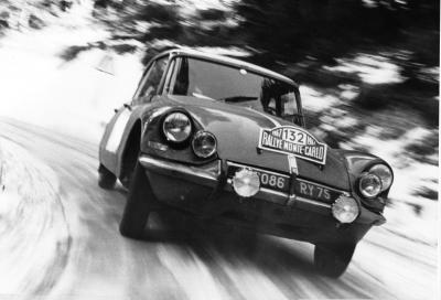 """Il """"Monte"""" e la DS: storia di vittorie e di Rally"""