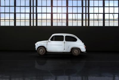 Automotoretrò al via: allo stand FCA Heritage un'Abarth 850 TC da… inseguimento