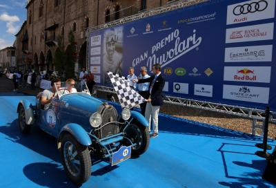 Aperte le iscrizioni al Gran Premio Nuvolari 2018