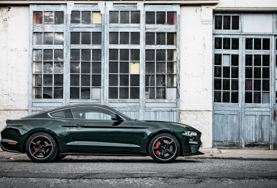 """Ford Mustang """"Bullitt"""", torna il mito della fast-back di McQueen"""