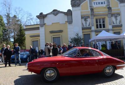 Il Registro Fiat Italiano ospite d'onore al Concorso di Salvarola