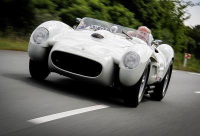 Un sogno chiamato Ferrari Testa Rossa: la nostra nuova copertina