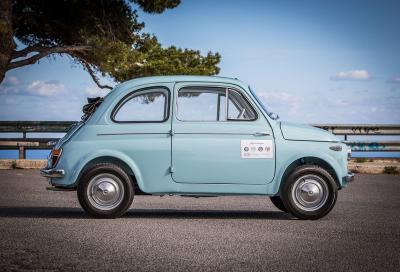 500 e Panda, due simboli Fiat in mostra alla Triennale di Milano