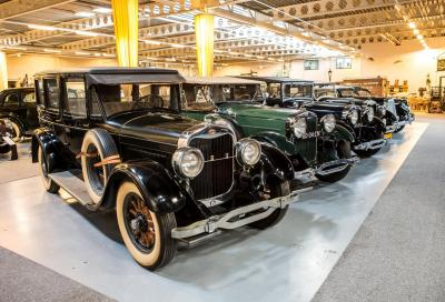 Va all'asta l'intera collezione di Ford del museo den Hartogh