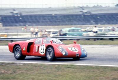 """""""Leggende"""" a Imola: c'è anche l'Alfa Romeo Tipo 33/2 Daytona"""