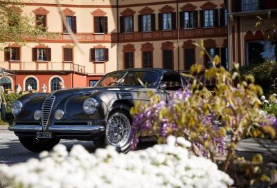 """A """"Villa d'Este Style"""" l'eredità stilistica della Touring"""