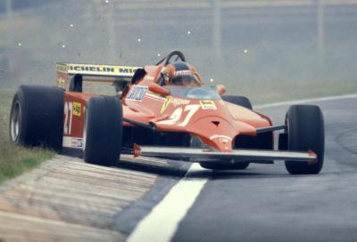 L'autodromo di Monza racconta la vita di Gilles Villeneuve