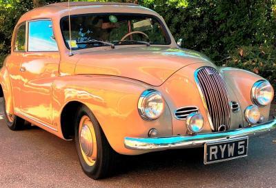 """Un """"giallo"""" a Mercanteinauto: la Fiat 1100 della spia Edna Hill"""