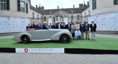 La bellezza Alfa Romeo premiata anche in Svizzera