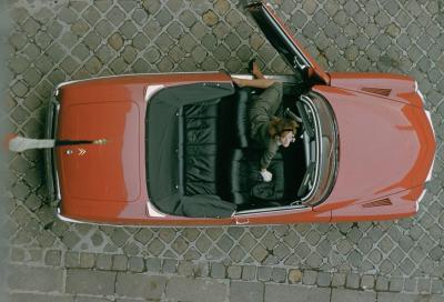 Il visone sulla pelle: una DS19 Cabriolet a Hollywood