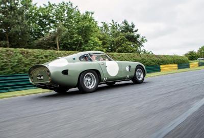 Aston Martin DP215, la prima oltre i 300 km/h a Le Mans
