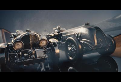 In un film la straordinaria storia della Bentley che entra nei 100 anni