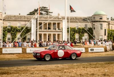Alfa Romeo: Museo di Arese e Scuderia del Portello protagonisti a Goodwood