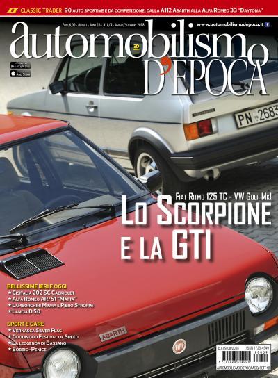 Ritmo Abarth o Golf GTI? Il bellissimo dubbio dell' appassionato anni '80