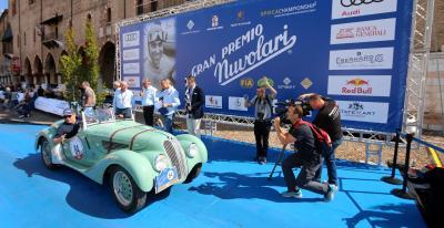 Ai nastri di partenza il Gran Premio Nuvolari