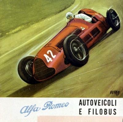 A Legnano una mostra racconta l'Alfa Romeo