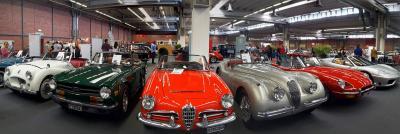 Presentata la 6ª ModenaMotorGallery nel segno di Ferrari e Abarth