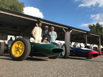 Goodwood Revival: il team RS Historics portacolori dell'Italia