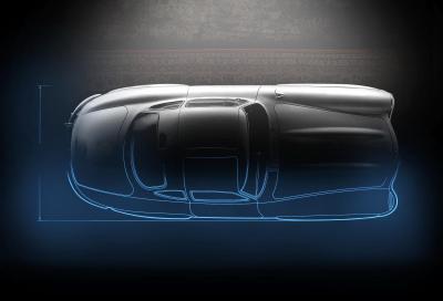 Mercedes 300 SL, un'icona digitale per vivere da casa l'heritage della Stella a tre punte