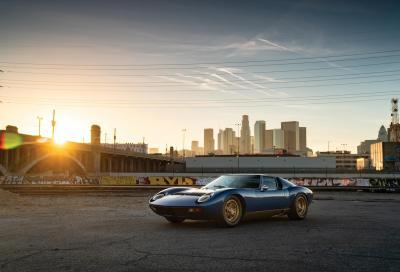 Dalla Miura alla Porsche 918: la storia delle supercar all'asta, con la benedizione di una Ferrari 290 MM