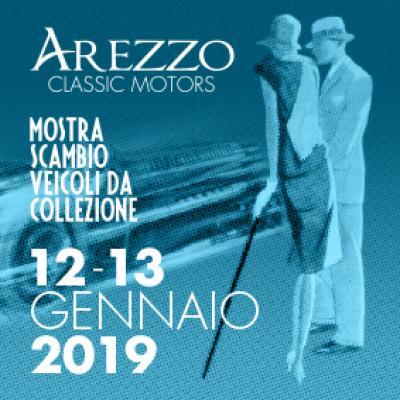 Arezzo Classic Motors: capodanno dei motori storici