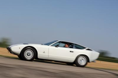 Maserati Khamsin, GT veloce e… senza paura