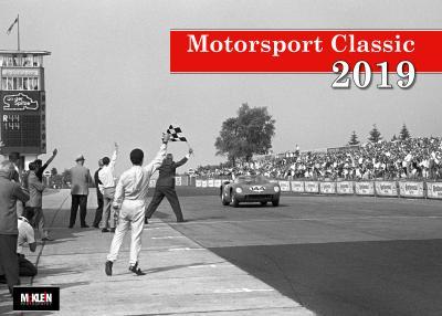 I calendari che fanno arredamento: la storia dell'automobilismo in immagini d'autore