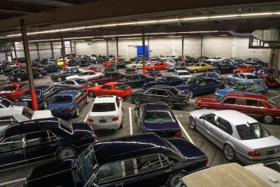 Sogno youngtimer: all'asta una collezione di oltre 140 auto degli anni '70-'90