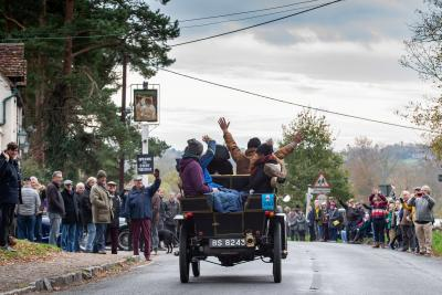 Quando le automobili uscirono dal ghetto: la London to Brighton Veteran Car Run
