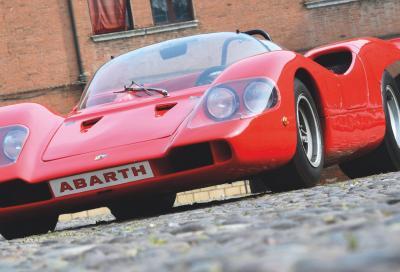 Settant'anni nel segno dello Scorpione: Automotoretrò celebra la leggenda Abarth