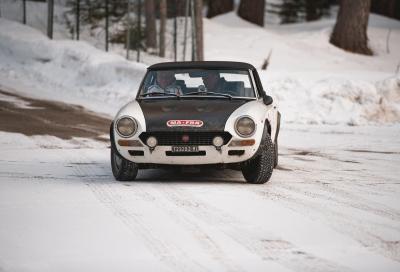 L'importanza della visibilità al Rallye Monte-Carlo Historique