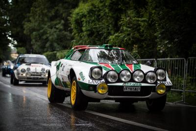La Lancia Stratos Alitalia nella FIA Hall of Fame