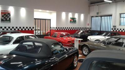 Franzoni Auto Divisione Classic, un centro culturale per tutti