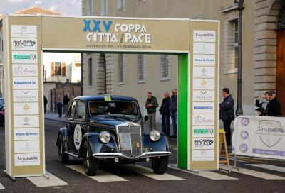 Riparte dal Trentino il Campionato Italiano di Regolarità Classica