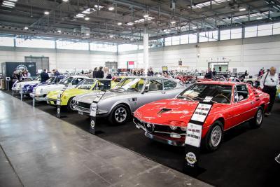 Centomiti: a Verona Legend Cars la storia dell'automobile in 100 modelli