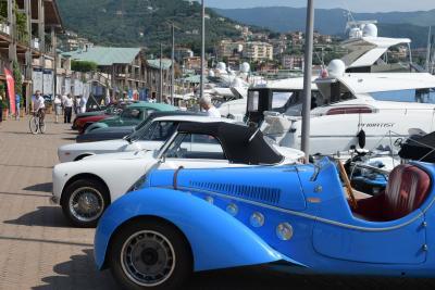 "Iscritto a calendario ASI ""Classic Cars 2019"" a Marina di Varazze"