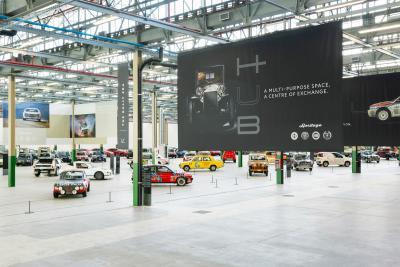 Inaugurato a Torino l'Hub di FCA Heritage
