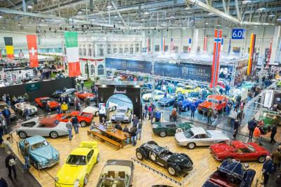 A Essen la 30ª edizione di Techno Classica