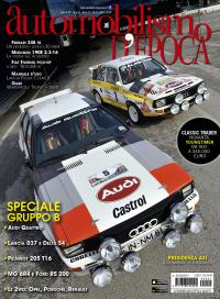 Gruppo B: le auto da rally più feroci nel numero di aprile