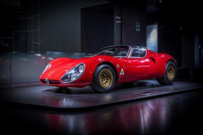 "Alfa Romeo trionfa ai ""Motor Klassik Awards 2019"" con la 33 Stradale"